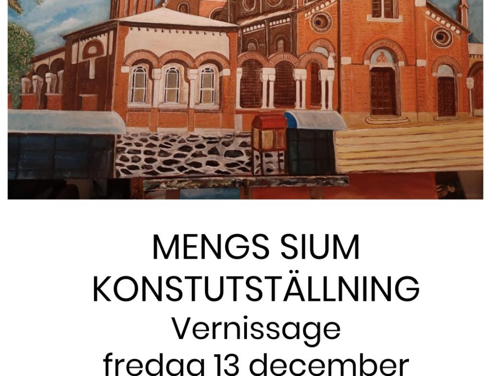 Vernissage: Mengs Sium